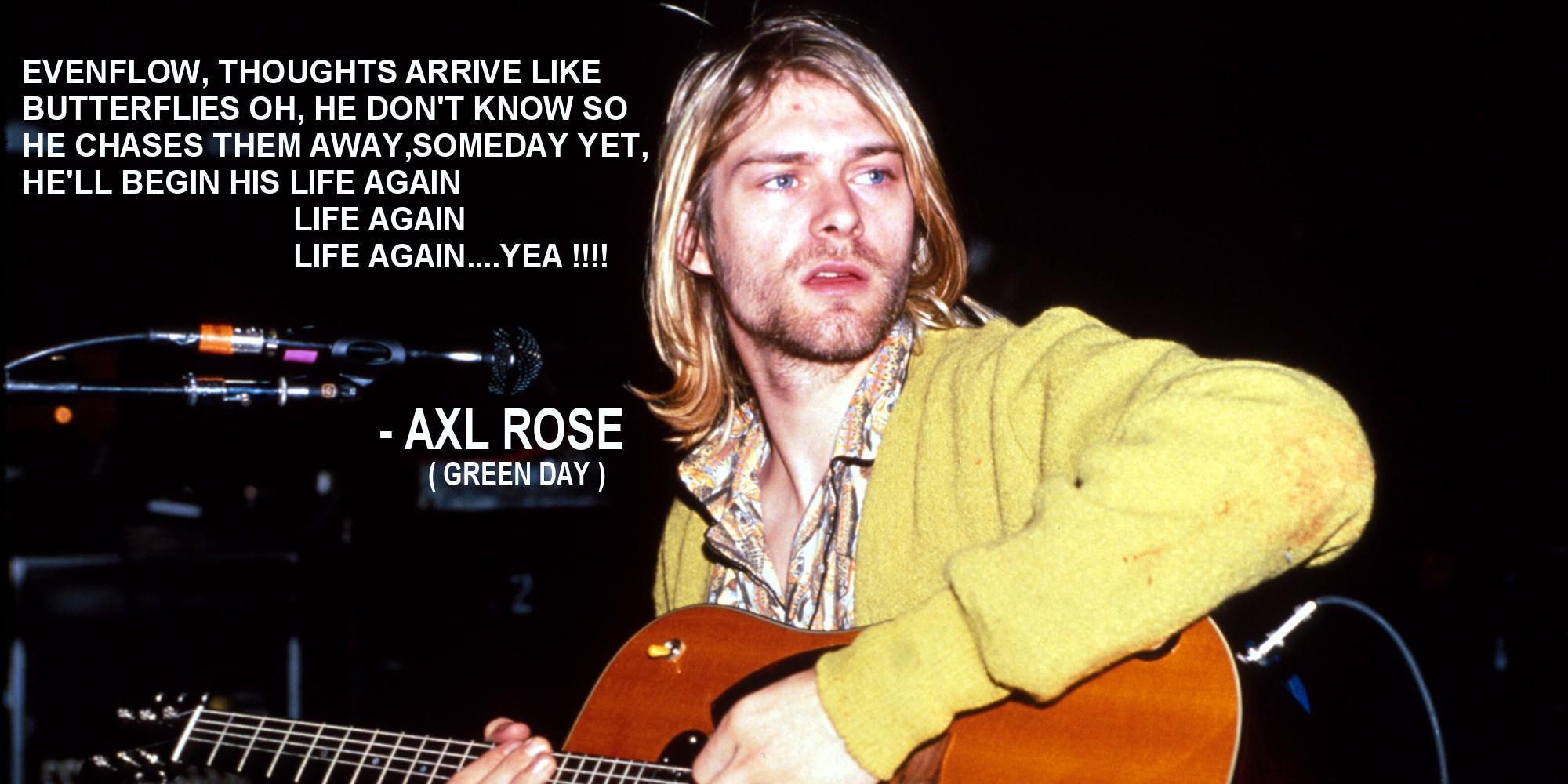 Axl Rose Birthday Meme Happy