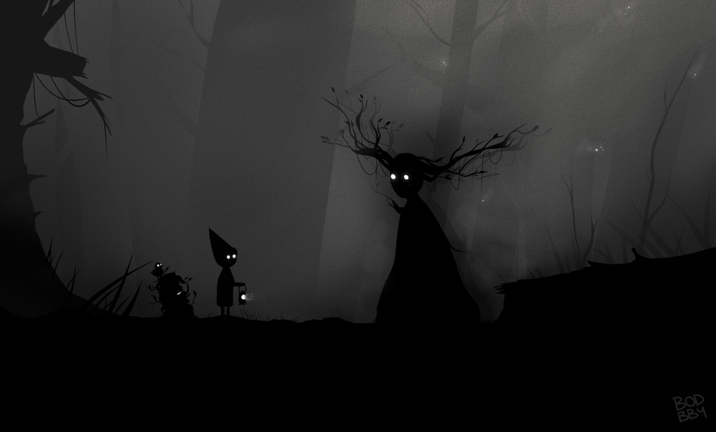 Moveing Gravity Falls Wallpapers Limbo Crossover Over The Garden Wall Know Your Meme
