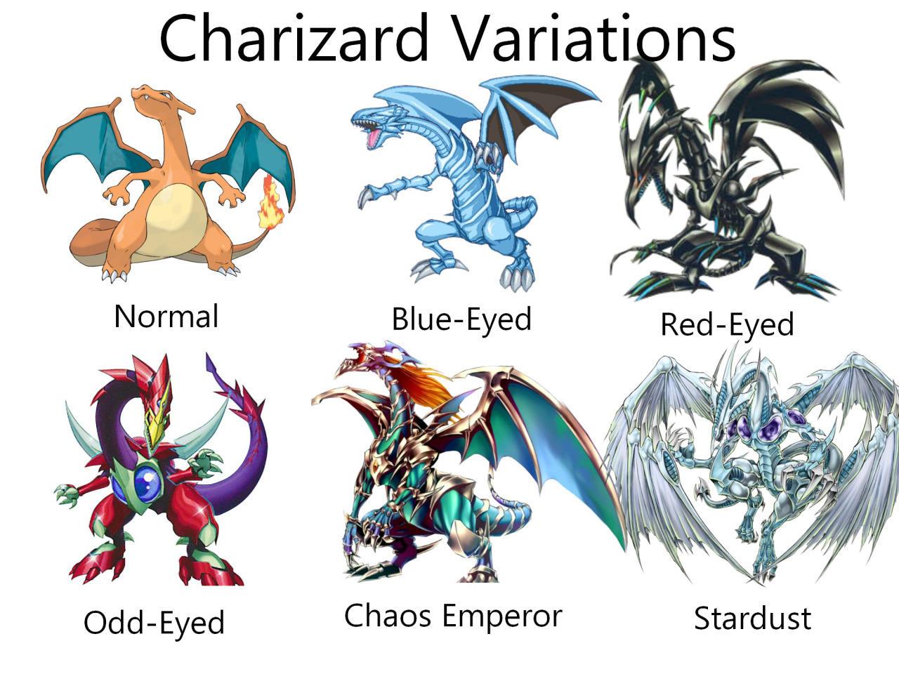 Eyes Red And Eyes White Vs Black White Black Gi Yu Dragon Oh Blue Dragon