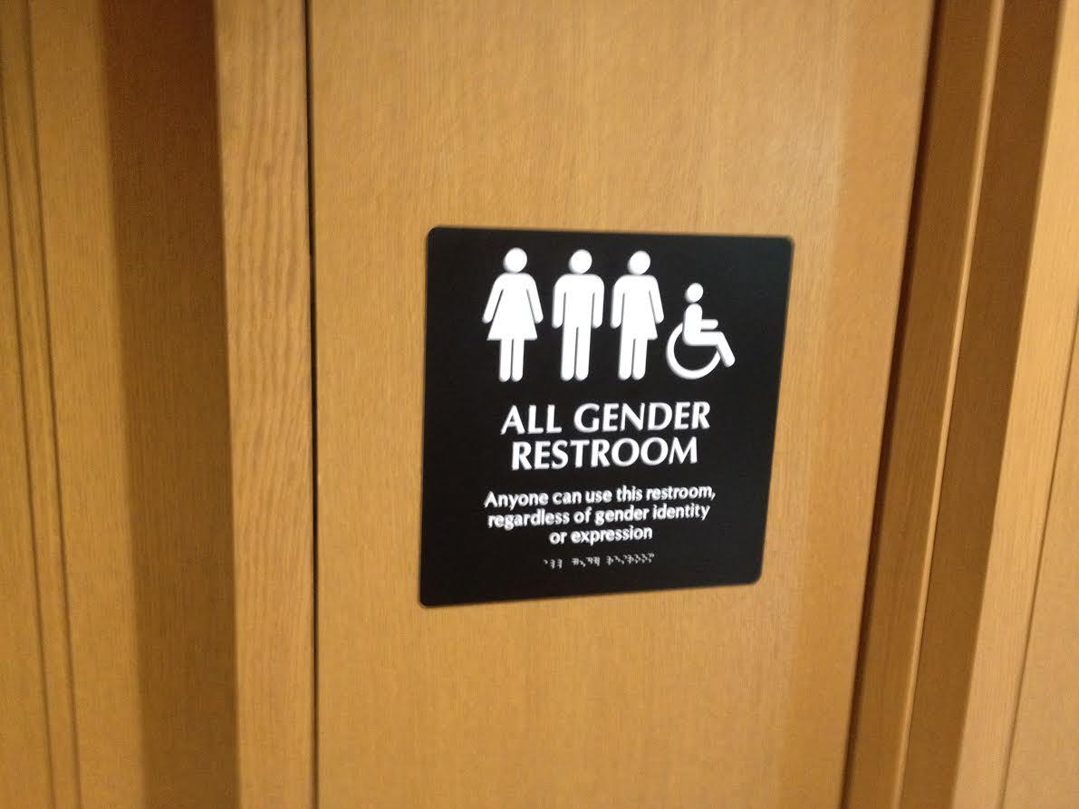 All Gender Restroom  Transgender Bathroom Debate  Know