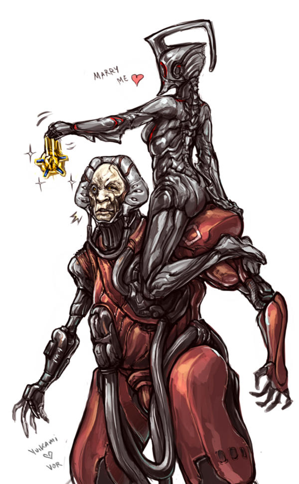 Overly Attached Nyx Warframe Know Your Meme