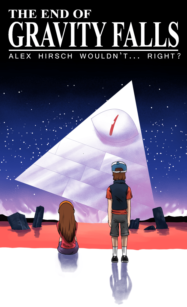 Gravity Falls Dipper And Wendy Wallpaper The End Of Gravity Falls The End Of Evangelion Know