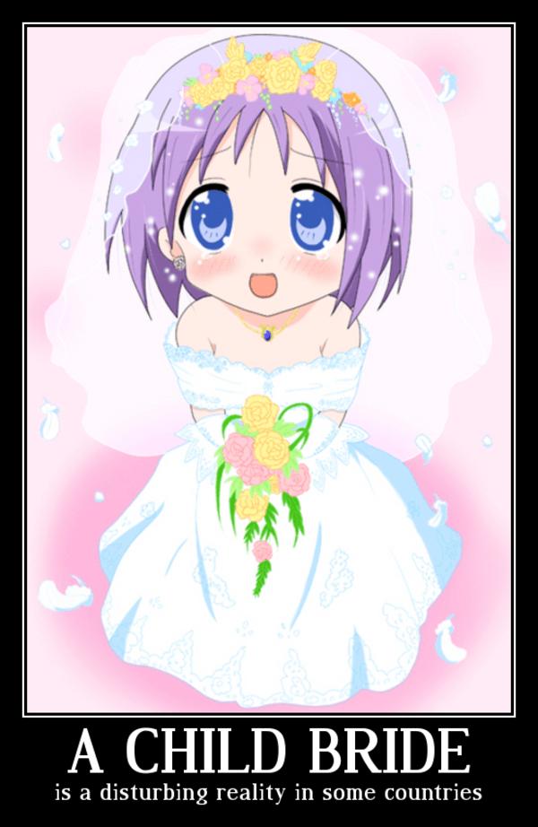 A child bride  Lolicon  Know Your Meme
