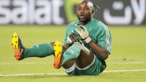 Congolese footballer Muteba Kidiaba's Dance is a signature goal celebration