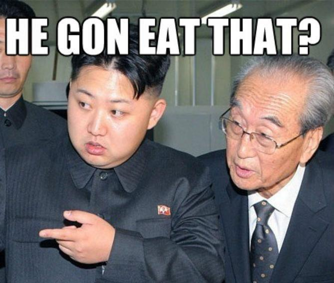 Image result for kim jong un fat gif