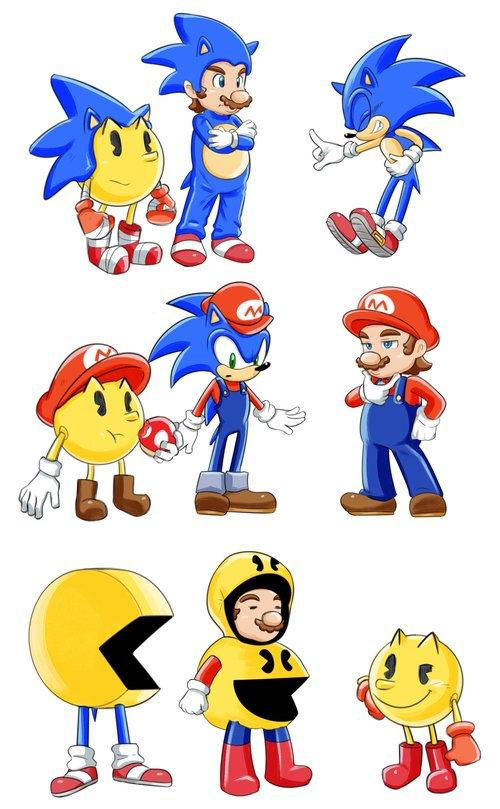 Cosplaying As Each Other Super Smash Brothers Know