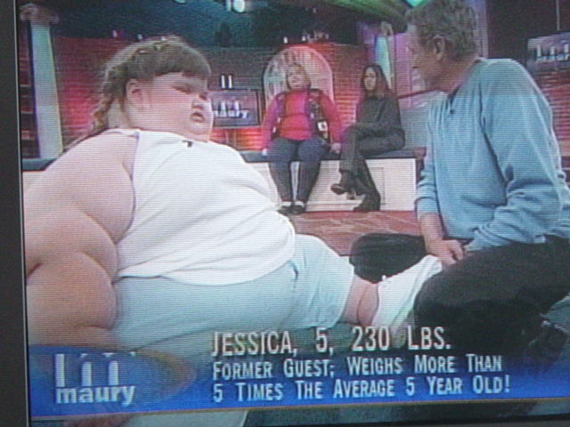 World Jessica The Fattest Girl In