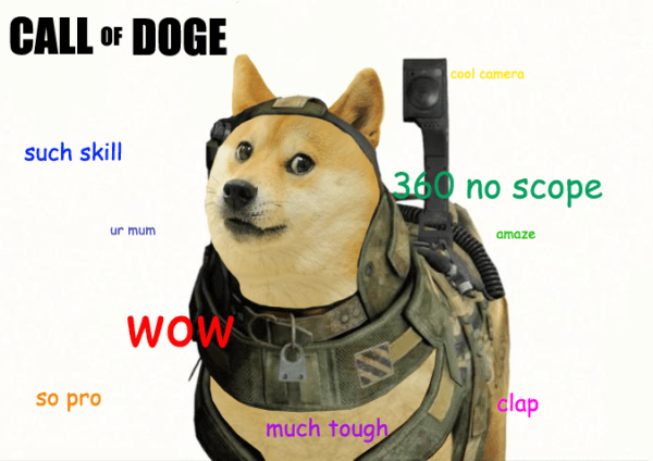 Call of Doge Doge Know Your Meme
