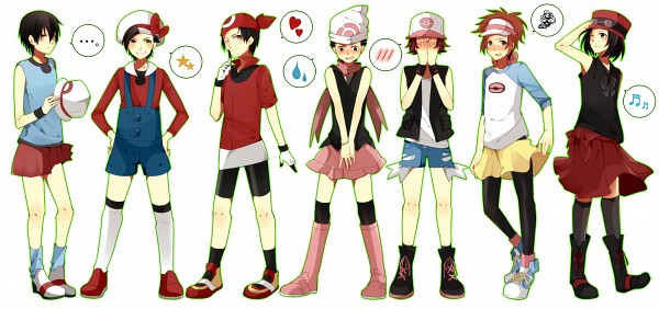 Crossdressing is fun  Pokmon  Know Your Meme