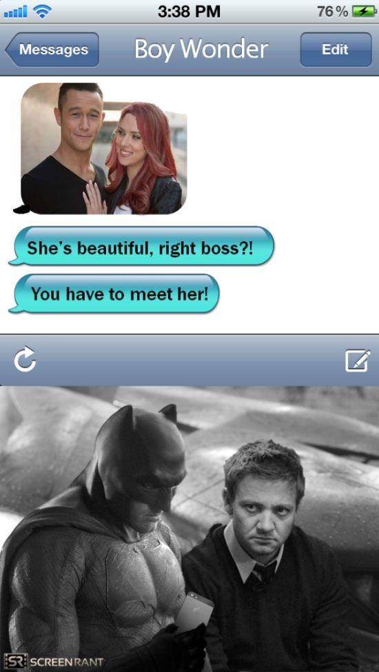 Superman Funny Batman Memes