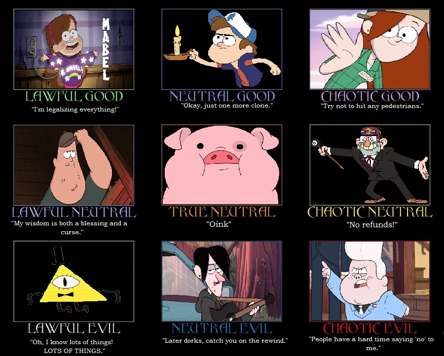 Gravity Falls Trust No One Wallpaper I Really Didnt Want To Make Soos Neutral But Thats The