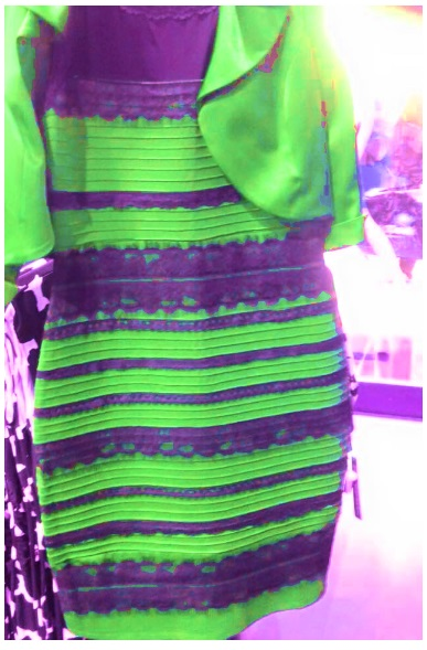What Color is this dress  TheDress  What Color Is This