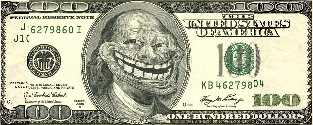 000 America 000 Dollar Bill 1