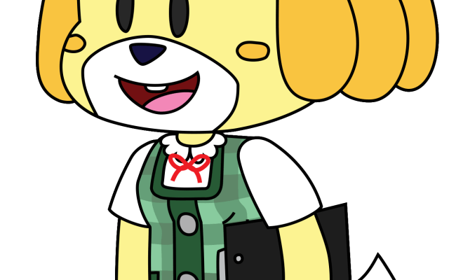 Isabelle By Arend Animal Crossing Know Your Meme