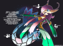 Gardevoir Milotic Serperior fusion | Pokefusion / Pokemon ...