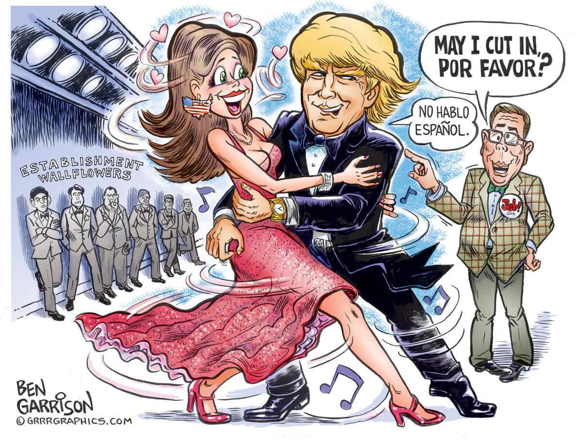 Chris Christie Mad Trump