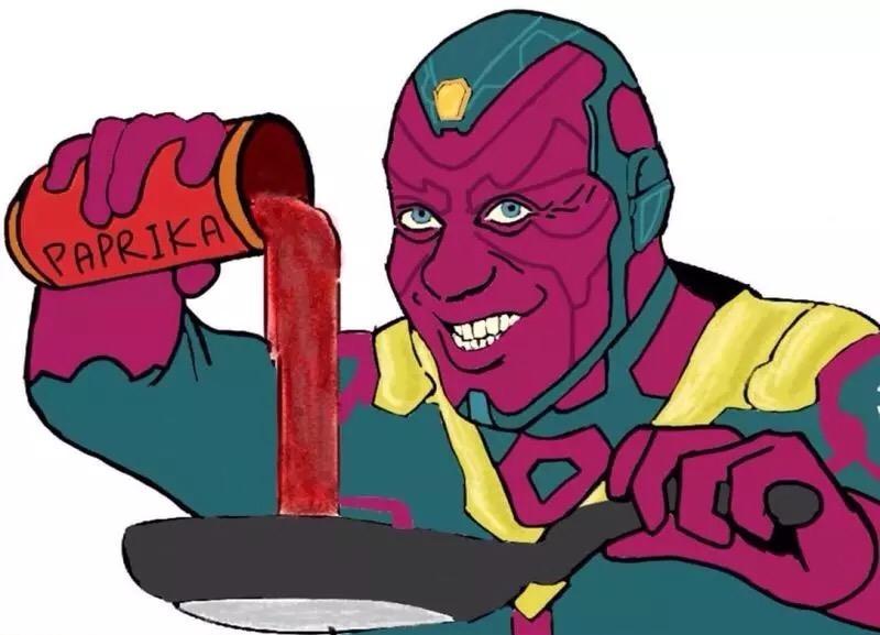 Image result for paprika meme