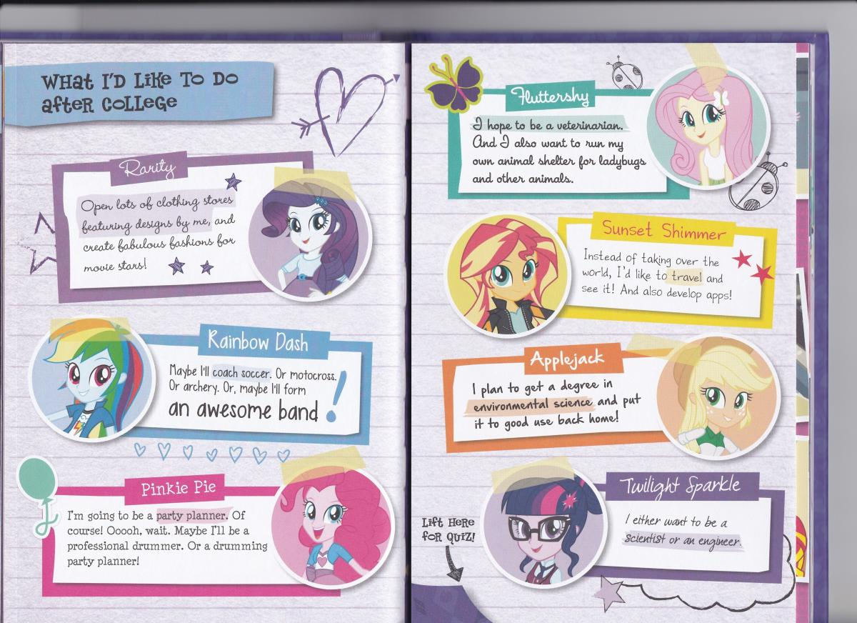 Friends Mlp And Shimmer Sunset Twilight