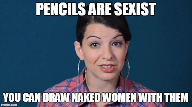 Image result for Anita Sarkeesian meme