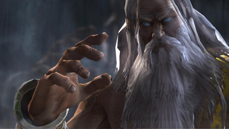 Image result for god of war zeus