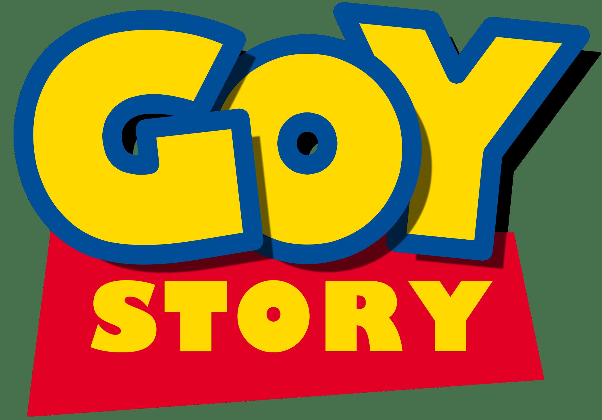 Goy Story (Logo) | Happy Merchant | Know Your Meme