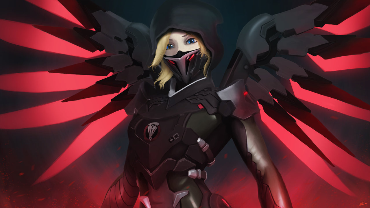 Blackwatch Talon Mercy Overwatch Know Your Meme