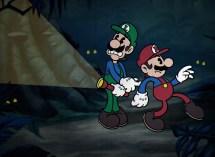 Cup Head and Super Mario