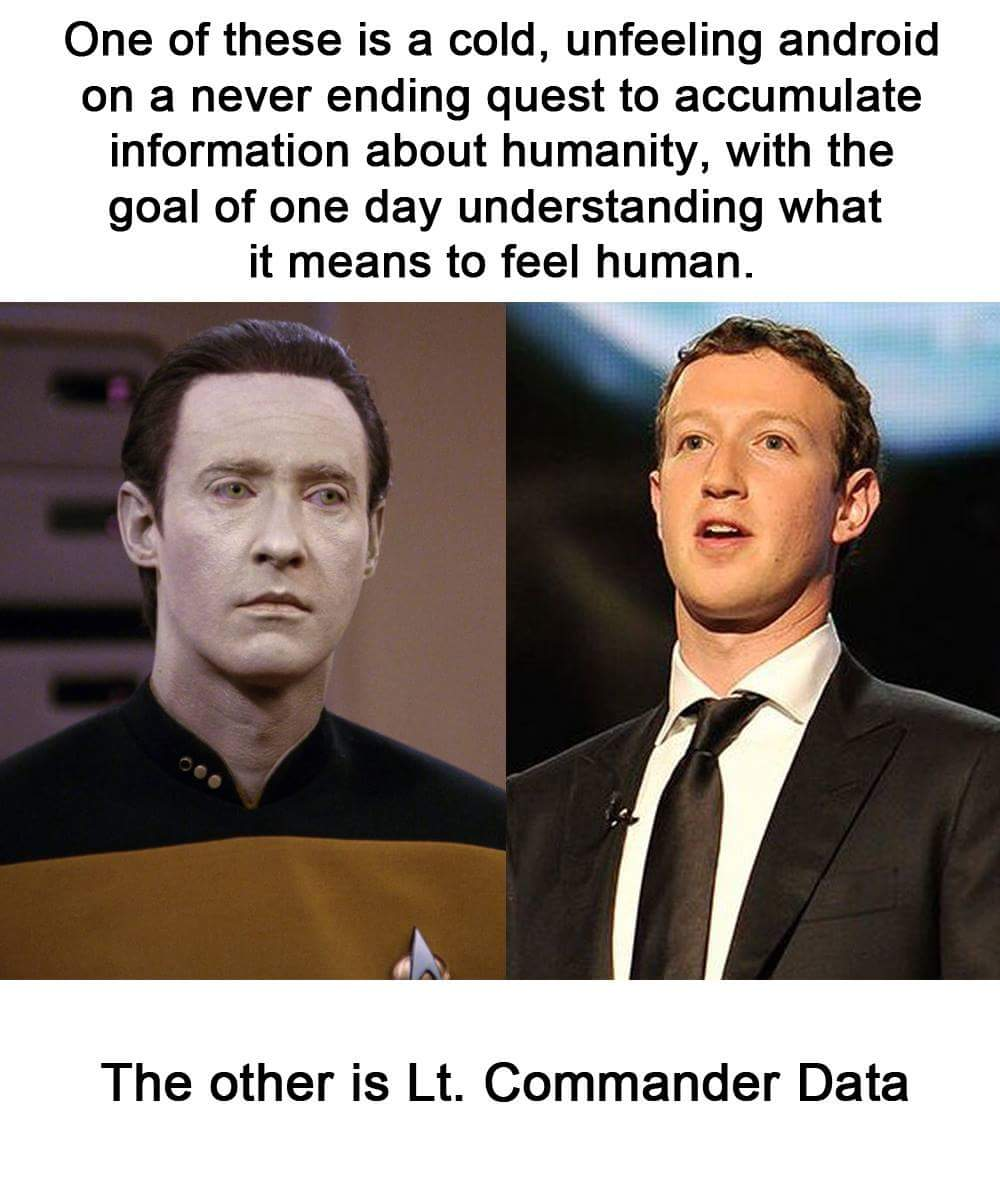 The Internets Best Memes and Reactions To The Zuckerberg