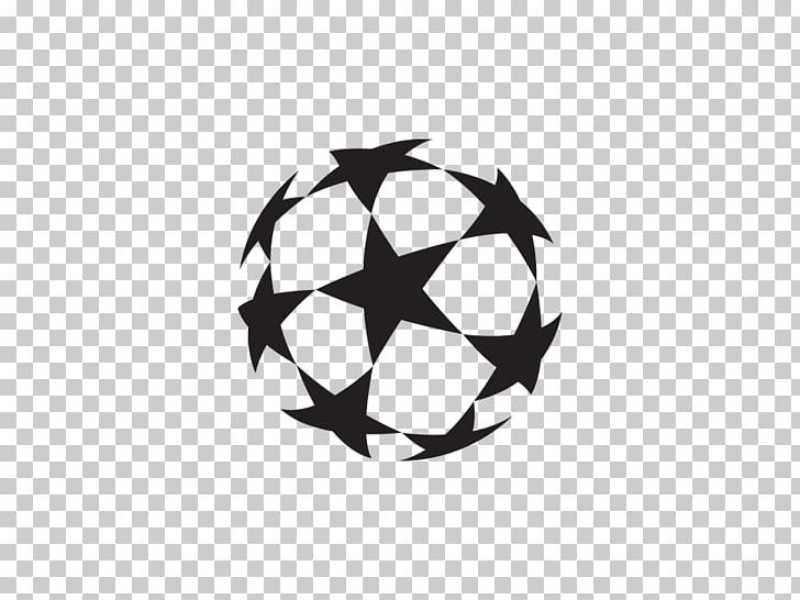 Arte estrella negra, uefa champions league uefa europa ...