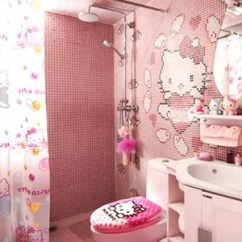 Kitchen Wall Phones Tables For Small Spaces Hello Kitty的粉色之家_尚品频道_新浪网