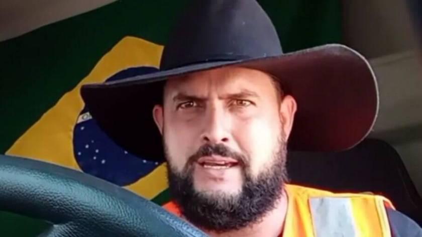 Marcos Antônio Pereira Gomes, known as Zé Trovão