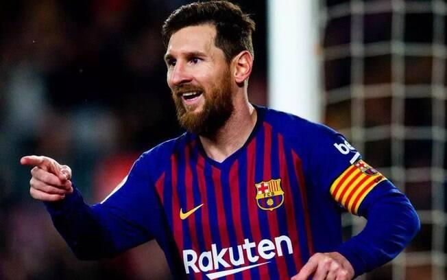 Lionel Messi - US$ 130 milhões. Foto: Divulgação / Barcelona