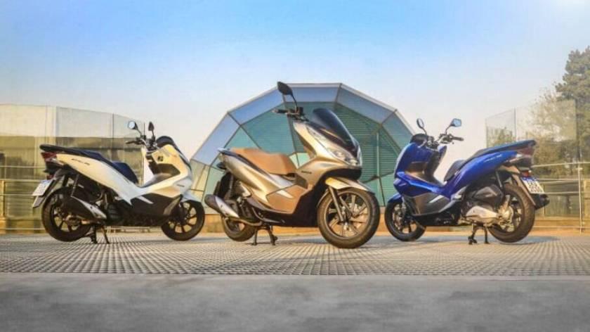 Honda PCX 2022 will start arriving at Honda dealerships in September with new colors