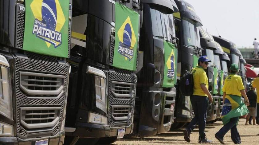 The president of the Brazilian Association of Motor Vehicle Drivers (ABRAVA), Wallace Landim, said that the current situation is more serious than that recorded in the 2018 truck drivers' strike