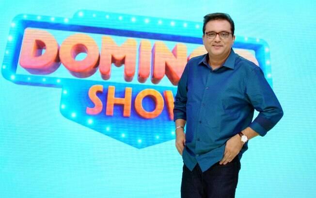 Resultado de imagem para Geraldo Luis no Domingo show