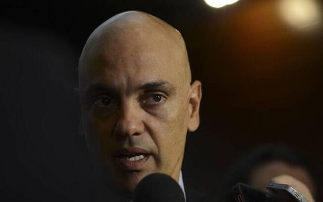 Alexandre de Moraes, secretário de Segurança Pública de São Paulo na gestão Alckmin, assume agora o Ministério da Justiça e Cidadania.. Foto: Elza Fiúza/ ABr
