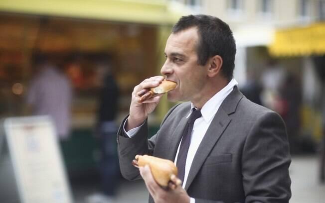 ...assim como o aumento de apetite e.... Foto: Thinkstock