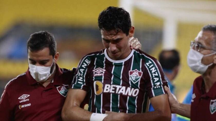 Goose, from Fluminense, is operated