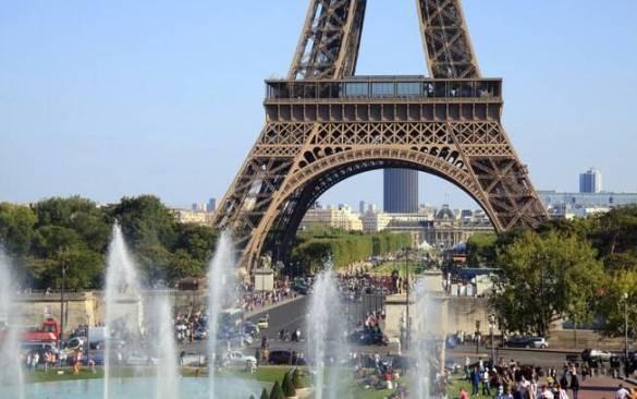 Torre Eiffel, em Paris
