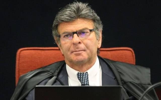 Ministro Luiz Fux, novo presidente do Supremo Tribunal Federal.