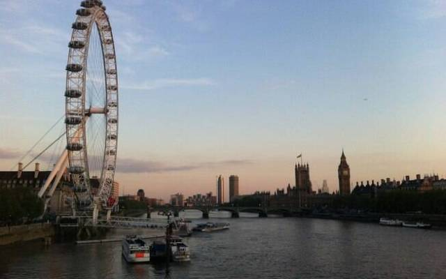 Big Eye, em Londres