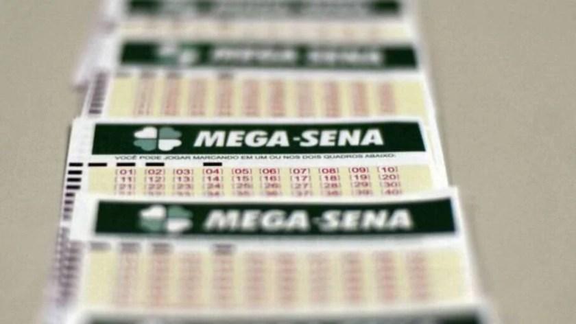 Raffle was held at Espaço Loterias Caixa, in SP