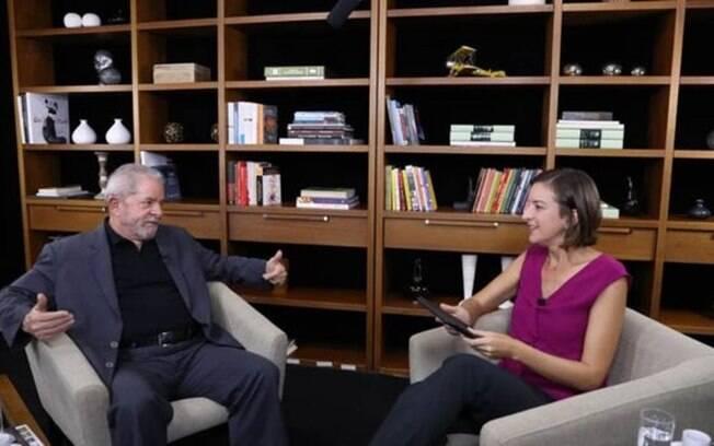 O ex-presidente da República Luiz Inácio Lula da Silva: ofensiva em instâncias internacionais contra Justiça Federal
