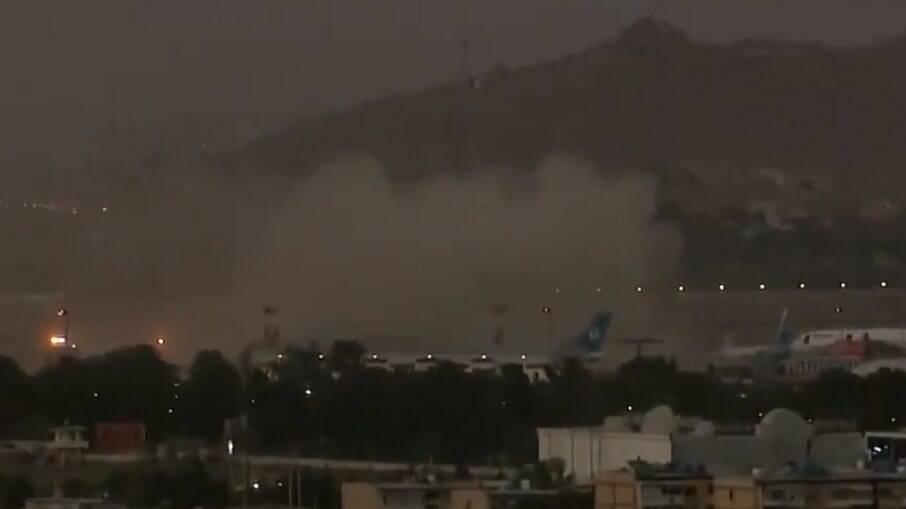 Ainda não há informações sobre o número de feridos ou vítimas em decorrência da explosão no Afeganistão