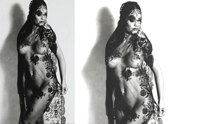 Luiza Brunet . Foto: Reprodução