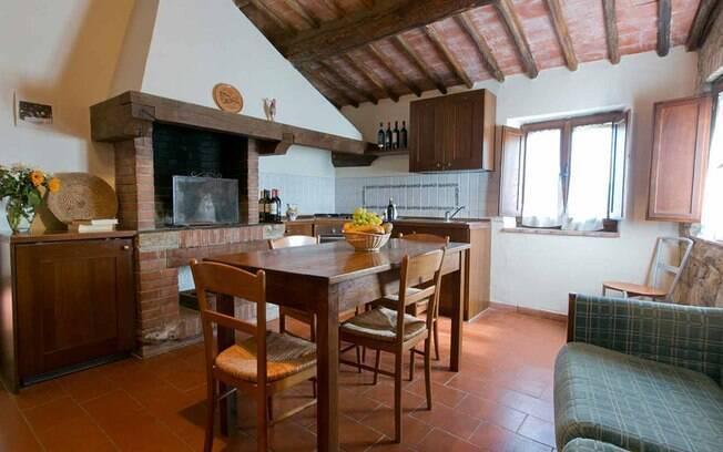 Alugue uma villa na Toscana ou na Provence a partir de 700