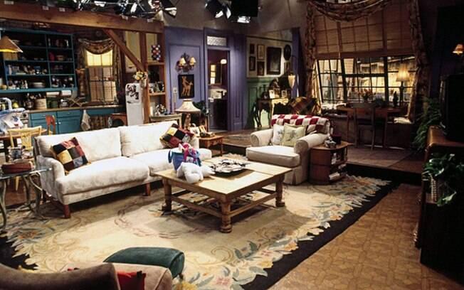 Conhea os apartamentos das suas sries favoritas  Sries de TV  iG
