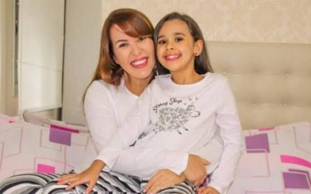 Sarah Marques e Michelle Marques