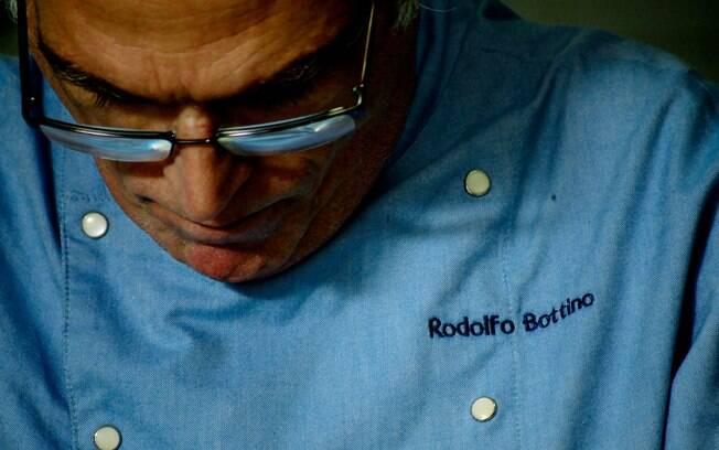 Bottino dá aulas de alta gastronomia para iniciantes