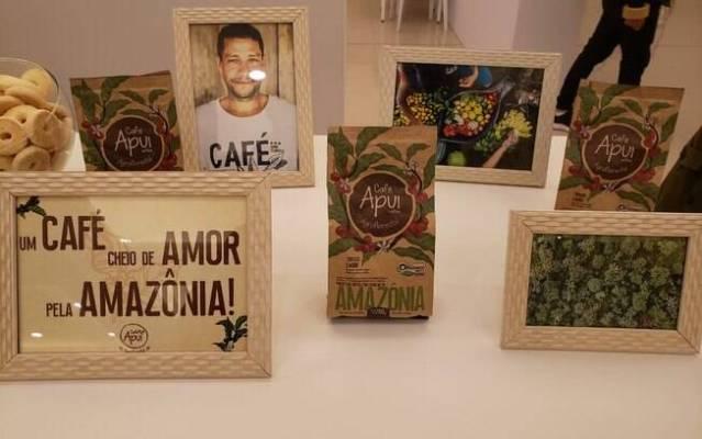Iniciado em 2012, o Projeto Café – desenvolvido pelo Idesam em Apuí - evita desmatamento.